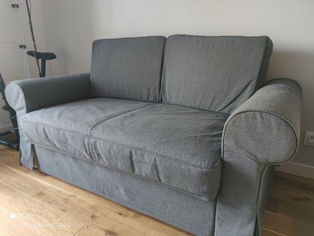 Rozkładana sofa dwuosobowa Ektorp IKEA