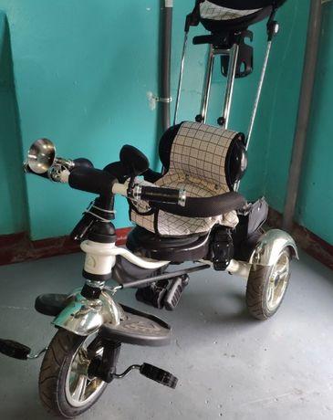 Детский трёхколёсный велосипед Lexus