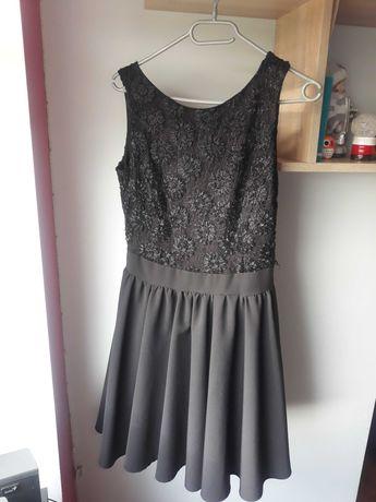 Sukienka czarna!