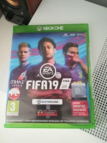 Fifa 2019 pl xbox one