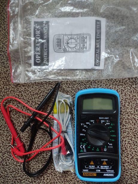 Прибор электрика, мультиметр