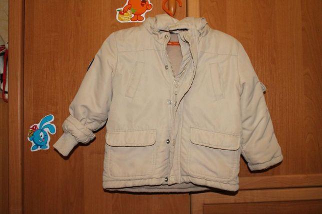 Куртка демисезонная 300р
