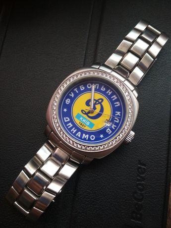 """Продам юбилейные часы """"Динамо Киев"""" 80лет"""