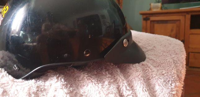 Vendo capacete mota