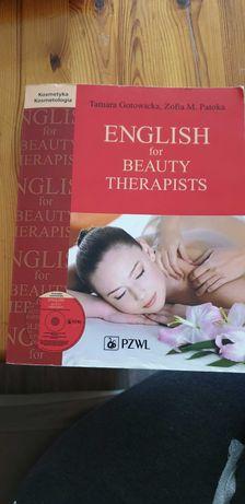 English for beauty thetapists