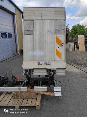 Podest, winda załadowcza Dhollandia 750kg 2014rok
