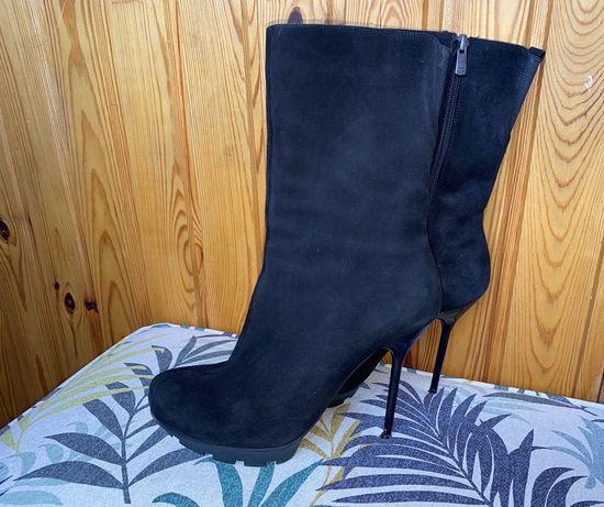 Ботинки Mario Vicci 37p