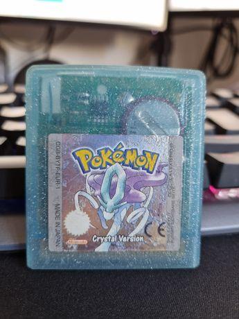 Pokémon Crystal - Game Boy Color / Advance