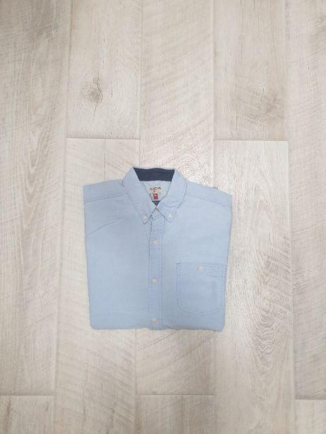 Рубашка Next, светло голубая