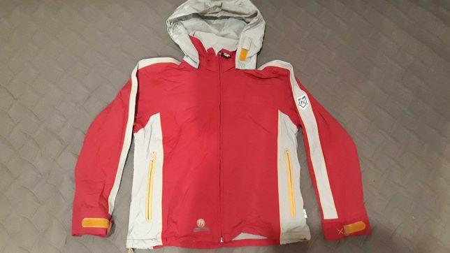 Куртка ветровка с капюшоном непромокаемая 140 р