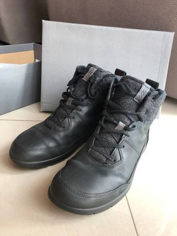 Зимние мужские ботинки, 45 размер, фирма ECCO