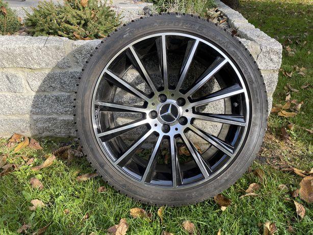 Koła zimowe Mercedes 245/45R19