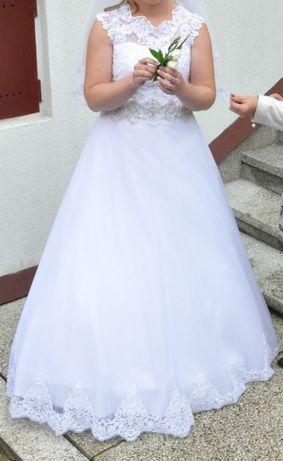 suknia ślubna szyta