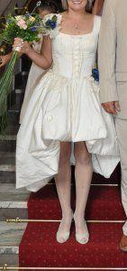 Wyjatkowa suknia ślubna Campanille