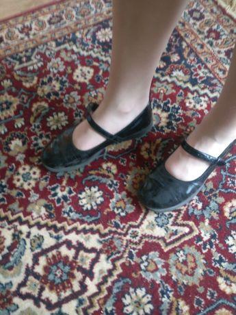 Детские туфли 36 кожа
