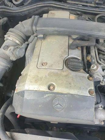 Silnik Mercedes e klasa w210 2,0 benzyna most dyfer półoś części