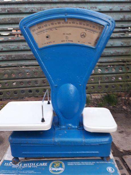 Веса механические