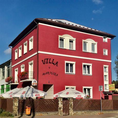 Nocleg, pokoje Baligród Bieszczady