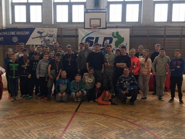 Organizacja Szkolnej Ligi Paintballowej
