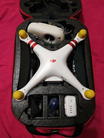 Phantom 3 Standard с рюкзаком. Идеал. Налёт - всего 25 полетов.