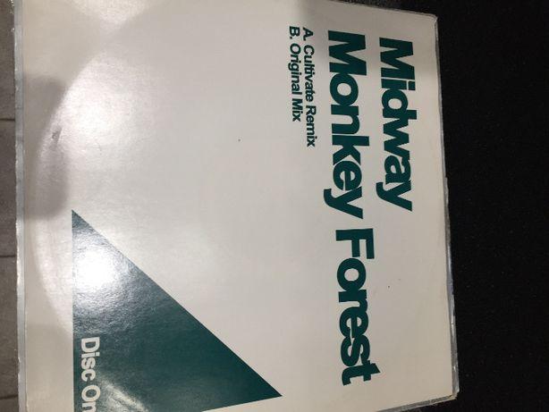 Zestaw 50szt. Vinyl - House, Club, Techno