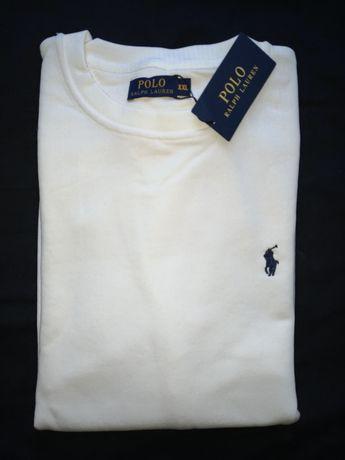 Bluza męska Ralph Lauren XXL biała