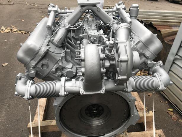 Двигатель ЯМЗ-236 с турбонаддувом (коленвал конус) Акрос Енисей Четра