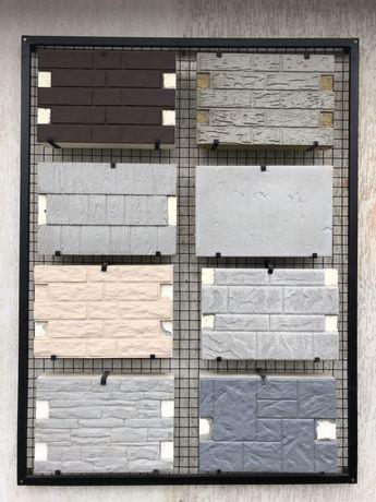 Фасадні термопанелі від виробника Термоплити SunRock Фасади