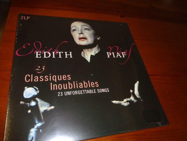Vinil LP Duplo Edith Piaf Embalado na Origem Nôvo