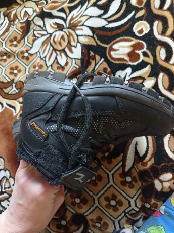Детские ботинки хорошее состояние