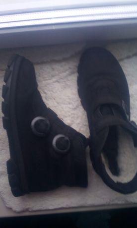 Ботинки нубук оригинал Gabor