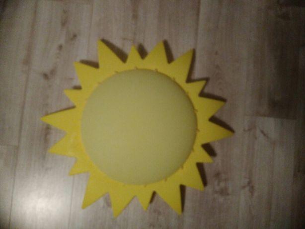 Lampa słoneczko, żyrandol, kinkiet