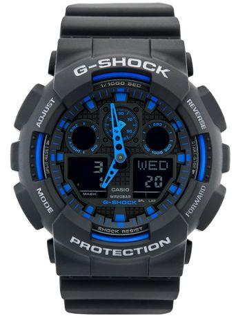 Zegarek Casio G-SHOCK GA-100-1A2ER + puszka CASIO