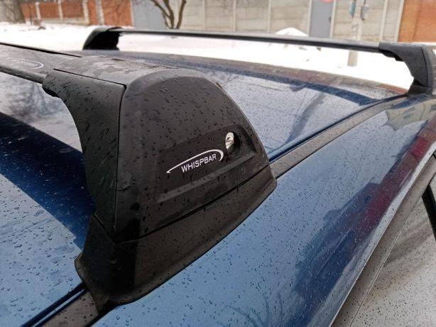 Поперечины для багажника для Mazda 3 2013-2018г.