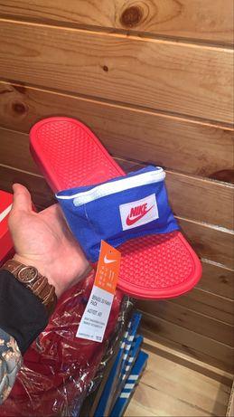 Мужские тапки Nike Benassi JDI Fanny Pack,оригинал из США, React 87 55