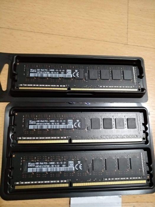 4GB RAM DDR3 PC3 14900 Desktop Barcelos, Vila Boa E Vila Frescainha (São Martinho E São Pedro) - imagem 1