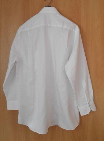новая белая рубашка для мальчика подростка 39-40 размер