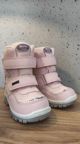 buty dziewczęce wodoodporne 24