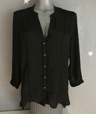 Czarna koszula H&M m/l
