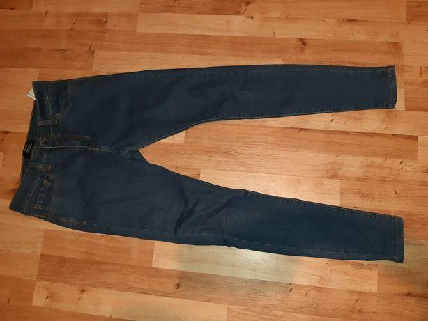 Spodnie jeans roz 38 Bershka
