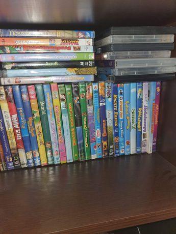 Bajki dvd dzieci dla dziecka Disneya duży wybór Prudnik