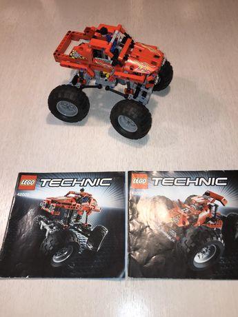 Klocki LEGO TECHNIC 42005 monster track