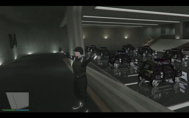 Conta de GTA 5 ONLINE com issis, carros e trajes modded