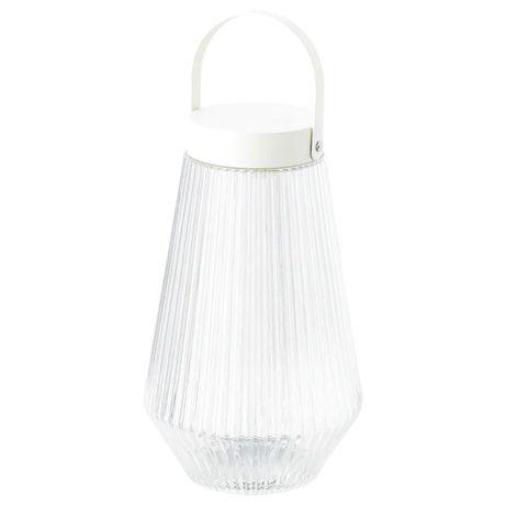 IKEA Solvinden lampion ogrodowy szkło (IKEA 79.99)