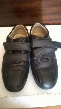 туфли кожаные 20,7 см