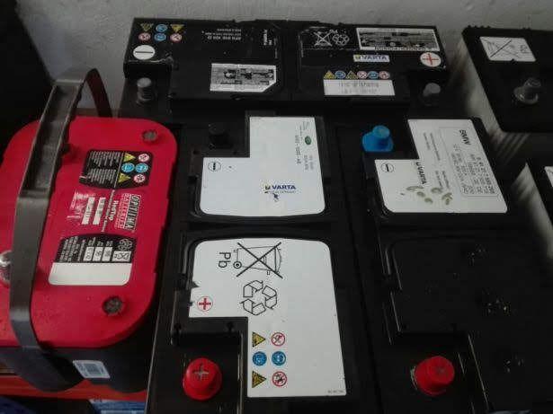 Baterias de 125,140 e 225 amperes com preço especial 125 *