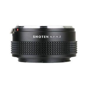 SHOTEN adaptador mount Nikon F to Z