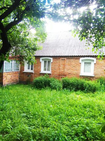 Продам газифікований  будинок терміново