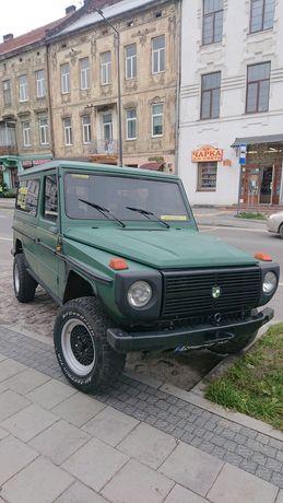 W460 Steyr Daimler Puch 300 gd gelandewagen mercedes-benz G-Klass