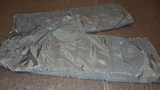 Spodnie zimowe ocieplane rozm 86/92 H&M